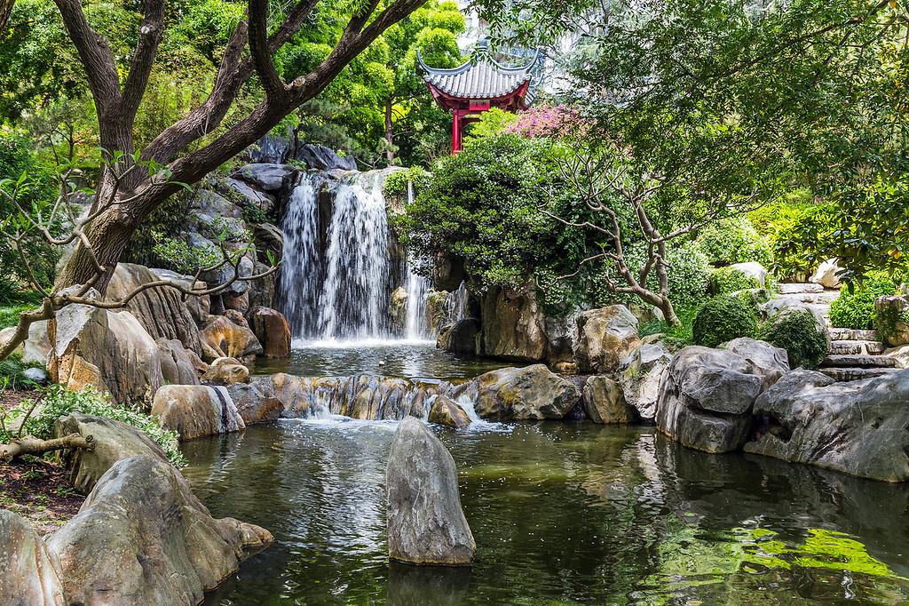 Chinese Gardens, Sydney