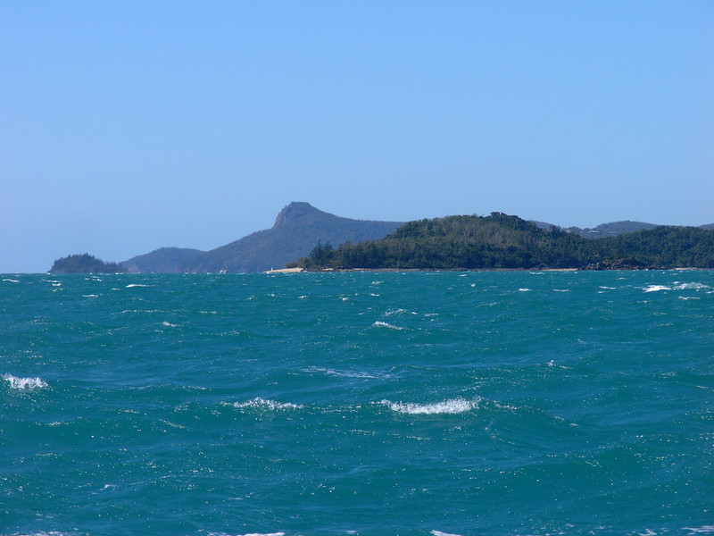 Nice day in the Whitsundays.