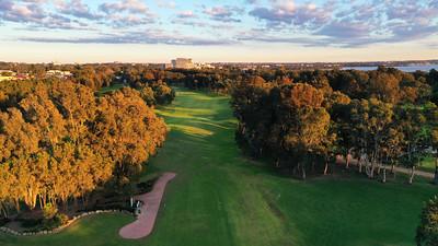 Cronulla Golf Club, New South Wales, Australia