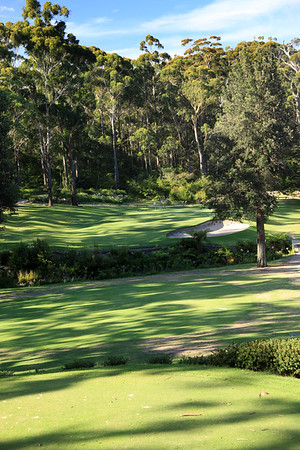 Mollymook Golf Course (Hilltop), New South Wales, Australia