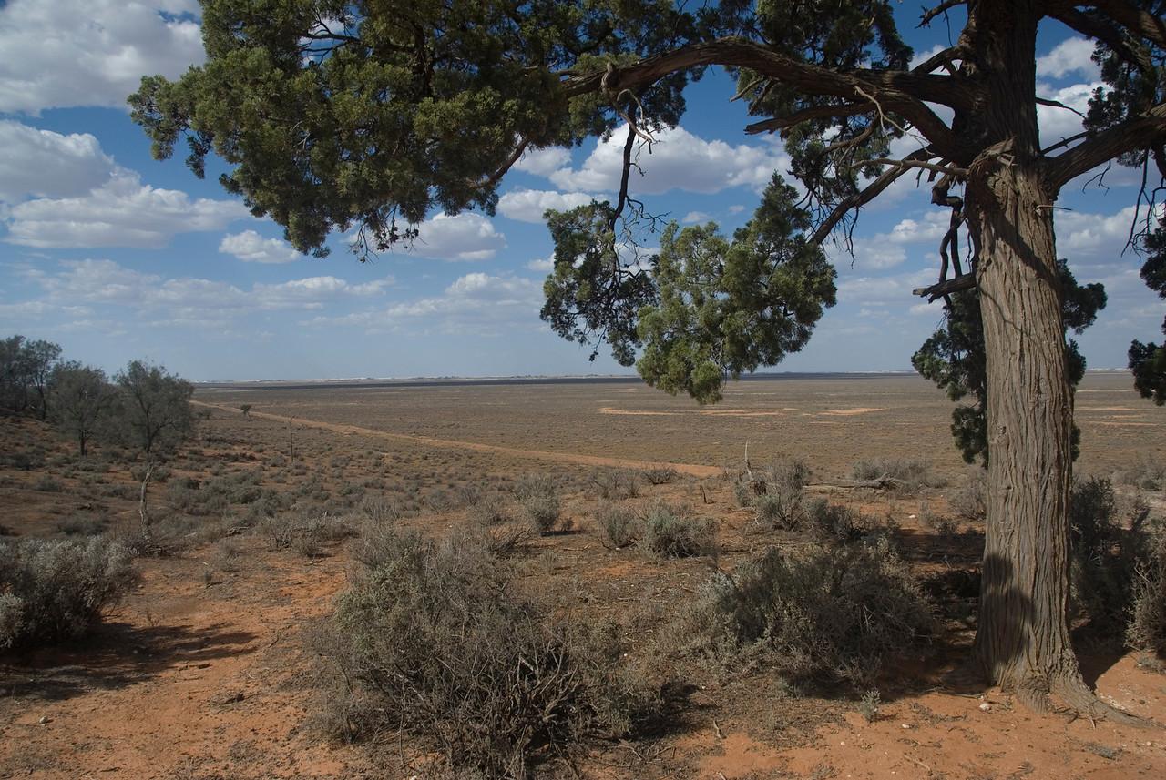 Mungo Lake Bed 3 - Mungo National Park, New South Wales, Australia