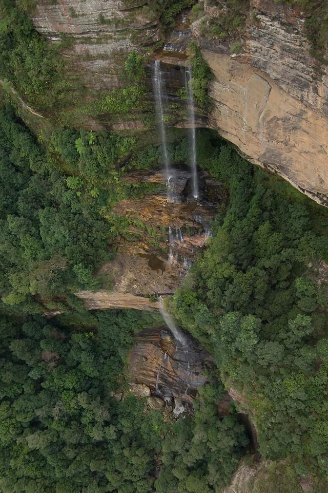 Waterfall 8, Blue Mountains National Park - NSW, Australia
