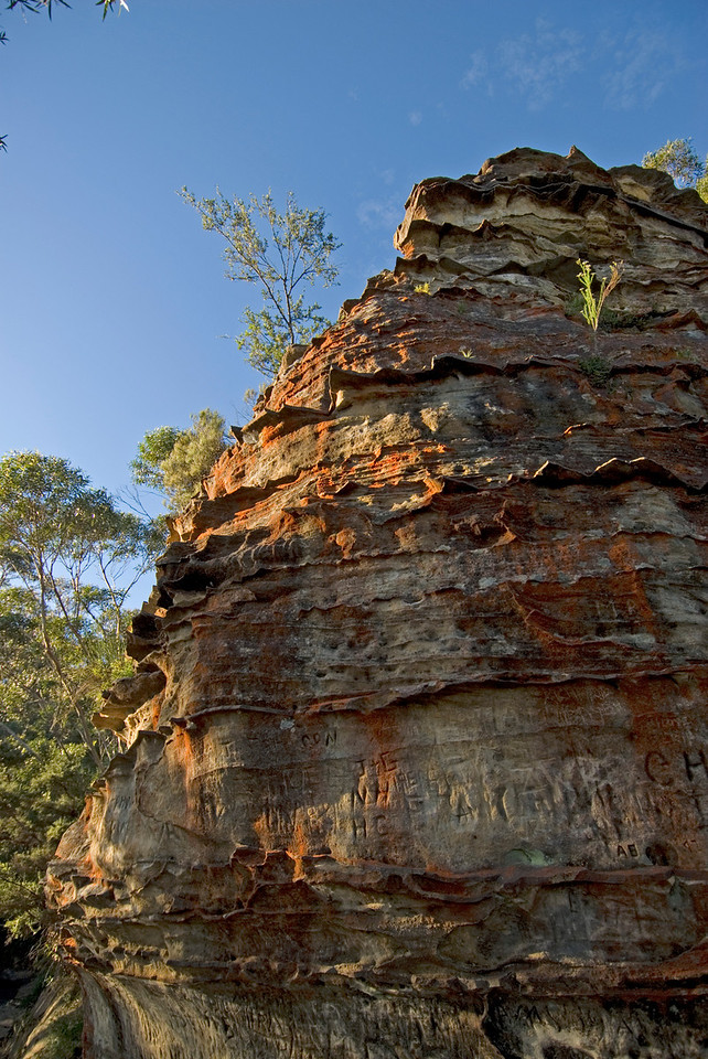 Red Rocks, Blue Mountains National Park - NSW, Australia