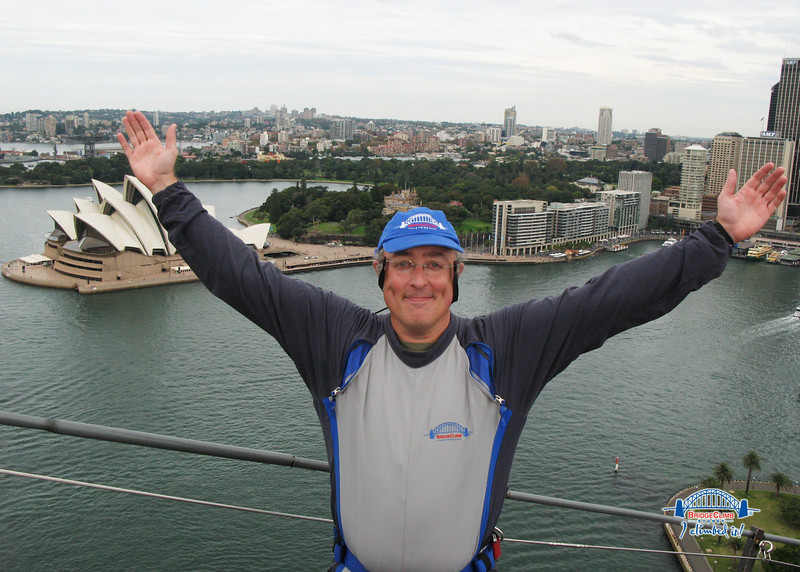 Harbor Bridge Walk 3 - Sydney, New South Wales, Australia