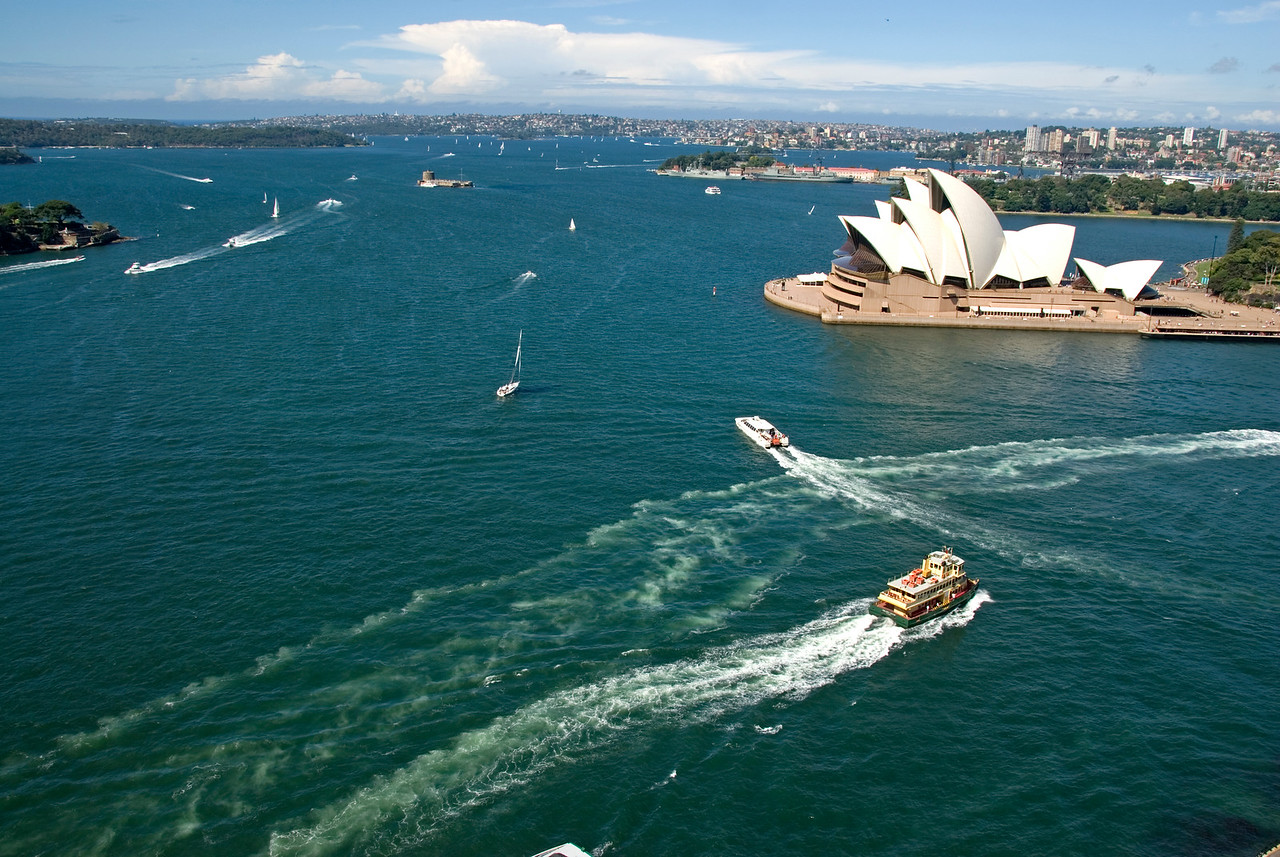 Harbor - Sydney, NSW, Australia