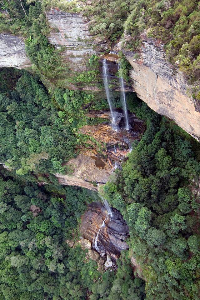 Waterfall 3, Blue Mountain National Park - NSW, Australia
