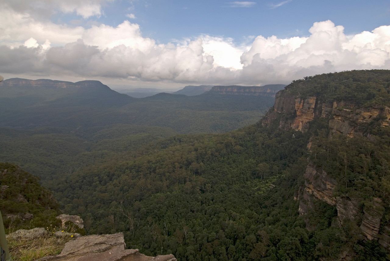 Vista 4, Blue Mountain National Park - NSW, Australia