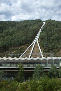 Snowy Mountains Hydroelectric System - New South Wales, Australia