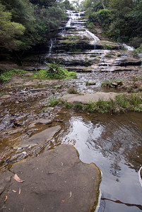 Waterfall 6, Blue Mountain National Park - NSW, Australia