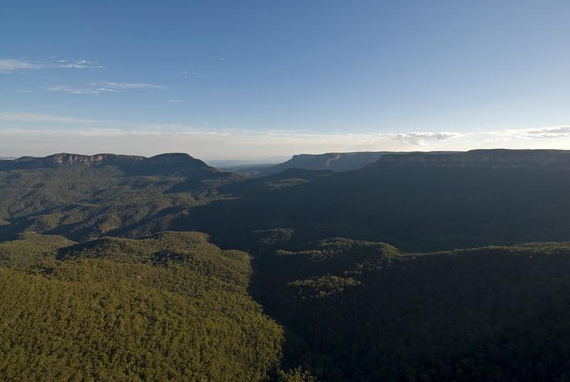 Canyon 2, Blue Mountain National Park - NSW, Australia