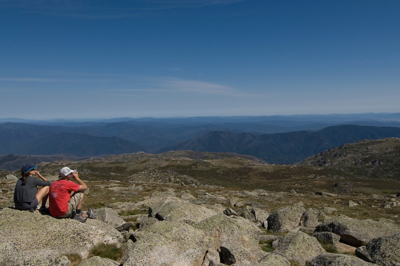 Mount Kosciusko Summit - New South Wales, Australia