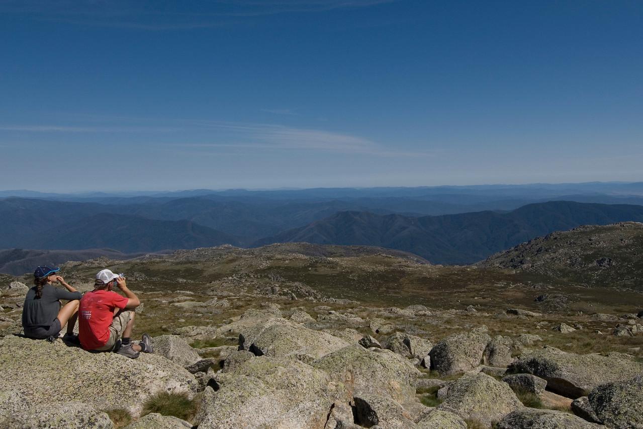 Mount Kosciusko Summit - New South Wales, Australia