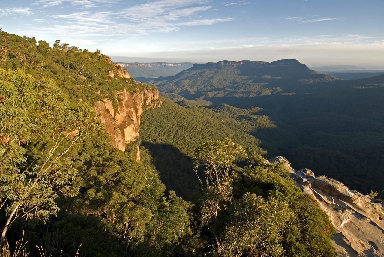 Vista, Blue Mountains National Park - NSW, Australia