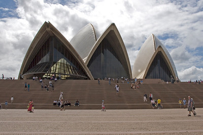 Opera House 3 - Sydney, NSW, Australia