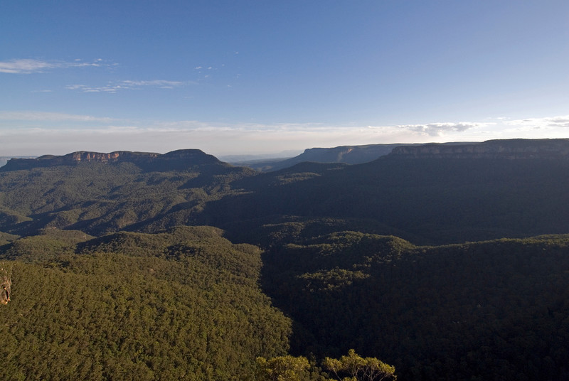 Canyon, Blue Mountains National Park - NSW, Australia