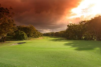 Newcastle Golf Club, New South Wales, Australia