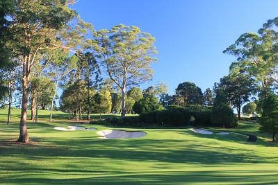 Pennant Hills Golf Club, New South Wales, Australia