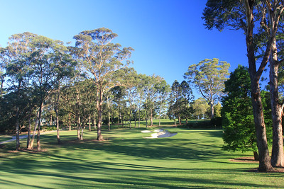 Pennant Hills Golf Club, New South Wales, Australia