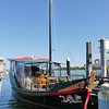 Boat at the port<br /> <br /> Hajó a kikötőben