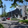 The Glasshouse - performing arts centre<br /> <br /> Az Üvegház nevű művelődési ház