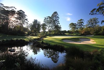 Pymble Golf Club, New South Wales, Australia