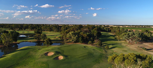 Rich River Golf Resort, New South Wales, Australia
