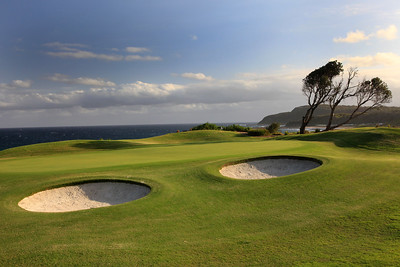 Shelly Beach Golf Club, New South Wales, Australia