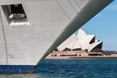 Sydney Opera House in Sydney, Australia