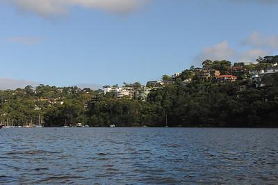 Sydney Harbour in Sydney, Australia