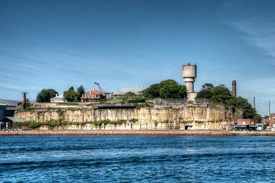 Cuckatoo Island in Sydney, Australia