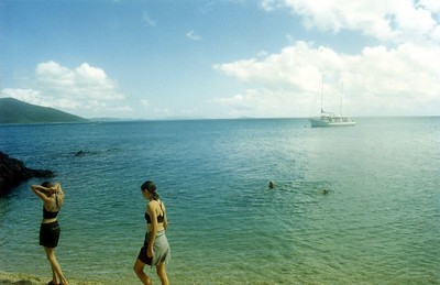 Whitsundays 1997