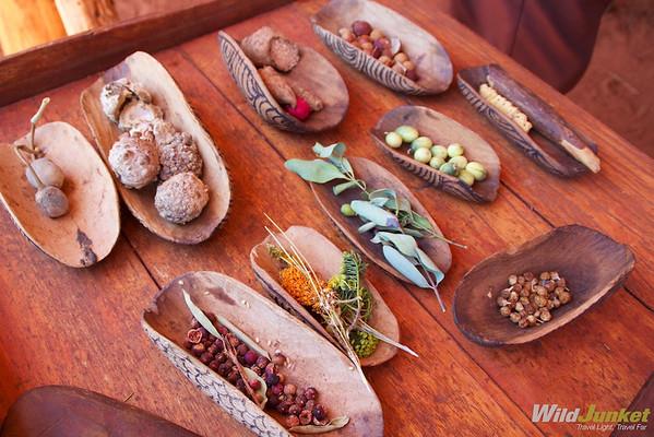 Aboriginal food