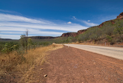 View from the Road, Gregory National Park - Northern Territory, Australia