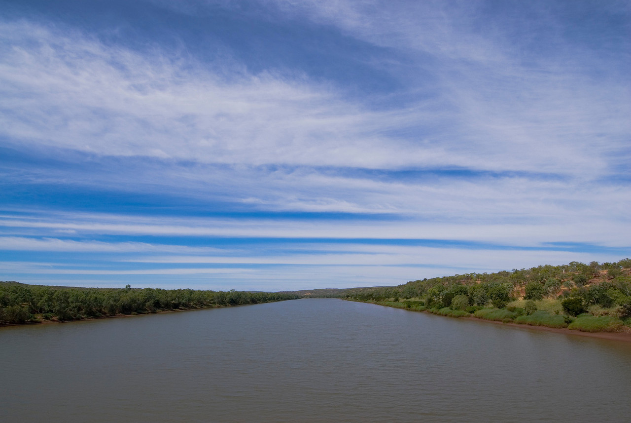 Victoria River, Gregory National Park - Northern Territory, Australia