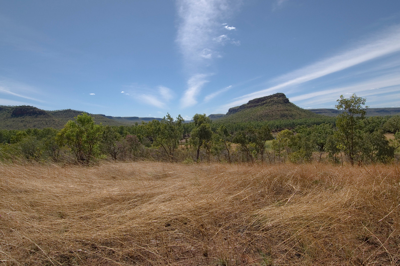 Mesa At Victoria River, Gregory National Park - Northern Territory, Australia