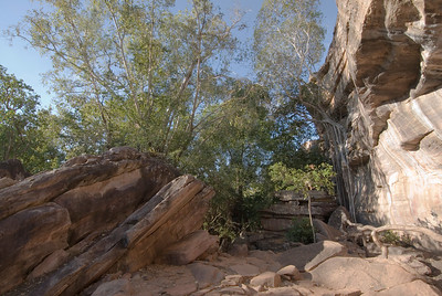 Ubirr Artwork Site, Kakadu National Park - Northern Territory, Australia