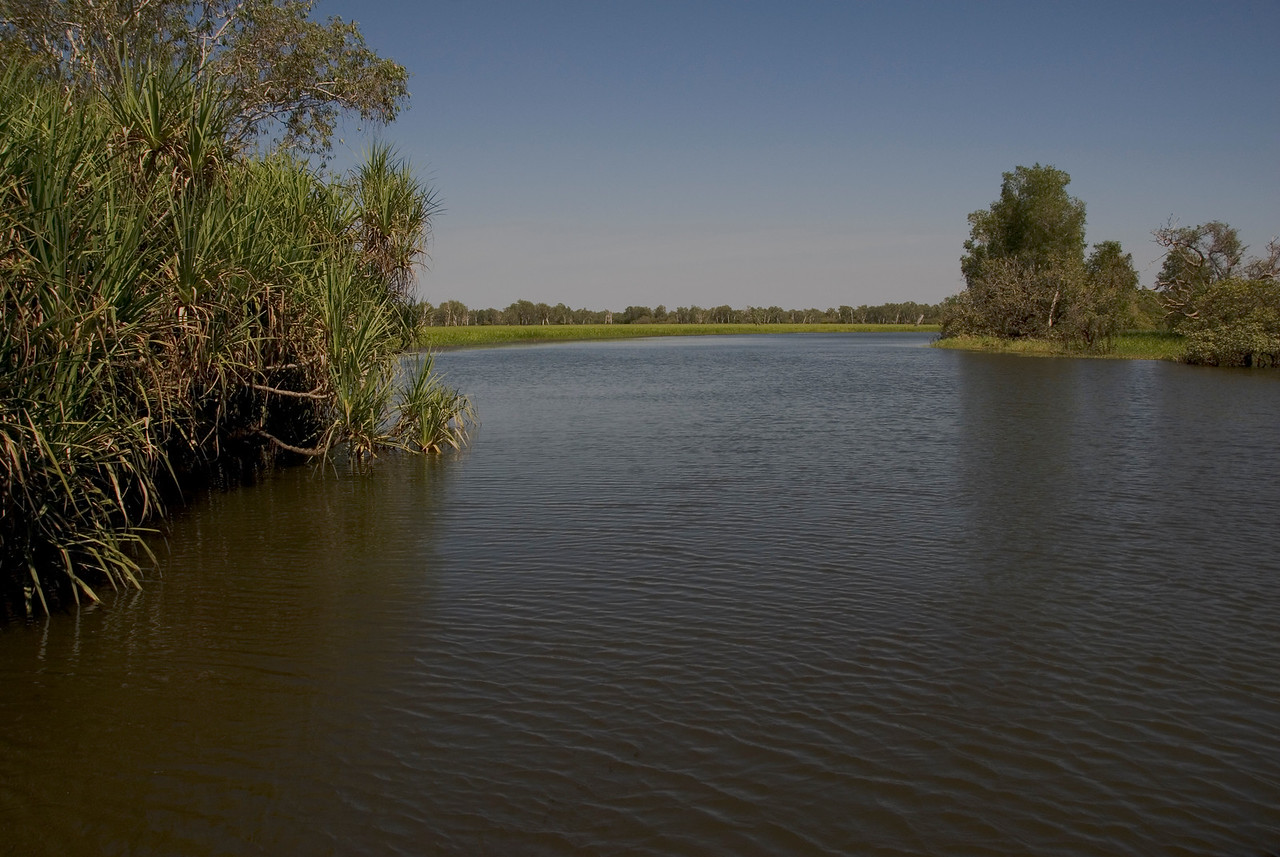 Alligator River, Kakadu National Park - Northern Territory, Australia