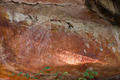 Ubirr Rock Art 1, Kakadu National Park - Northern Territory, Australia