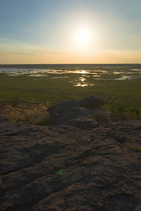 Sunset Over Wetlands, Kakadu National Park - Northern Territory, Australia