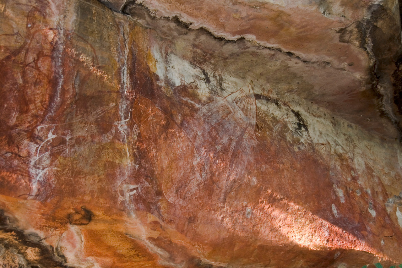 Ubirr Rock Art 2, Kakadu National Park - Northern Territory, Australia