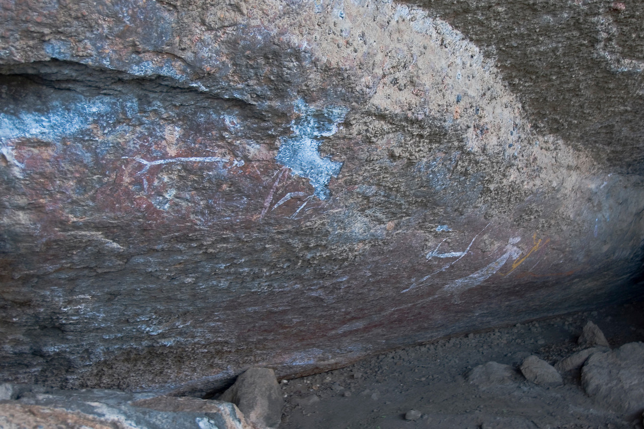 Rock Art 2, Anbangbang, Kakadu National Park - Northern Territory, Australia