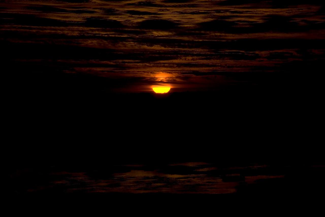 Sunset Over Wetlands 7, Kakadu National Park - Northern Territory, Australia