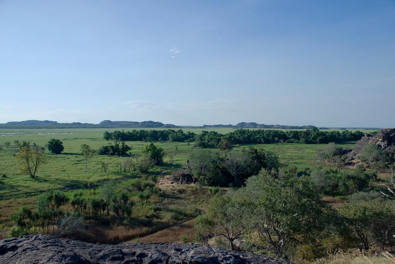 Ubirr Landscape 1, Kakadu National Park - Northern Territory, Australia