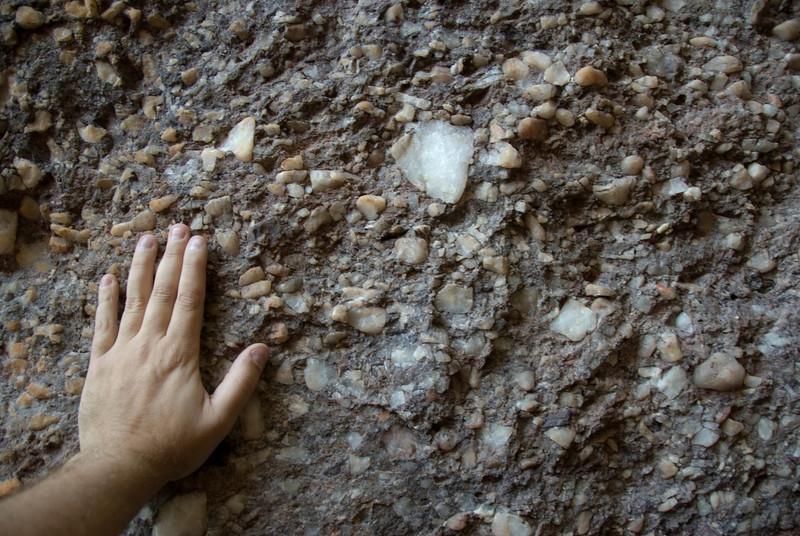 Conglomerate Rock, Anbangbang, Kakadu National Park - Northern Territory, Australia