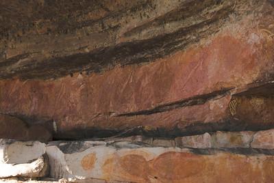 Ubirr Artwork 10, Kakadu National Park - Northern Territory, Australia