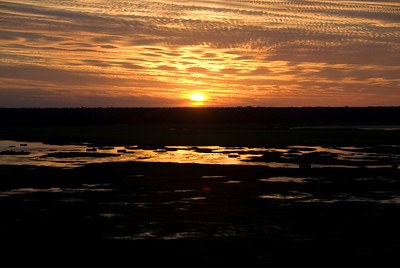Sunset Over Wetlands 9, Kakadu National Park - Northern Territory, Australia