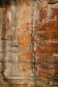 Ubirr Artwork 6, Kakadu National Park - Northern Territory, Australia
