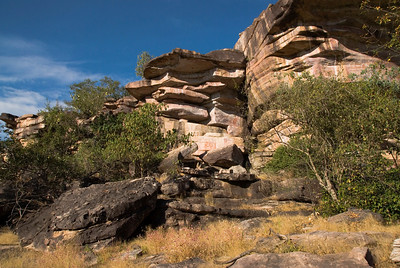 Ubirr Artwork Site 2, Kakadu National Park - Northern Territory, Australia