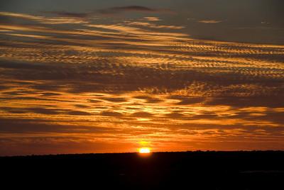 Sunset Over Wetlands 6, Kakadu National Park - Northern Territory, Australia