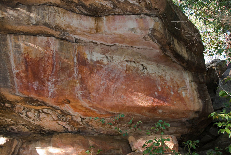 Ubirr Rock Art 4, Kakadu National Park - Northern Territory, Australia